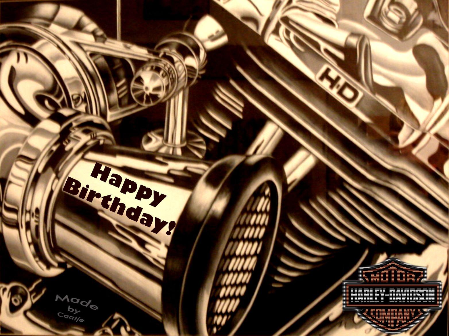 Birthday Ecards Harley Davidson ~ Happy birthday harley davidson harley davidson motorcycles