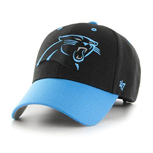 c5991d42f13 NFL Carolina Panthers Audible Two Tone MVP Hat