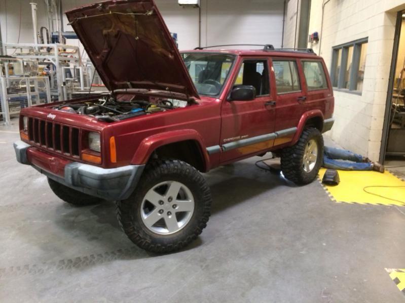 99 Xj Project Jeep Xj Jeep Cherokee Xj Jeep Parts