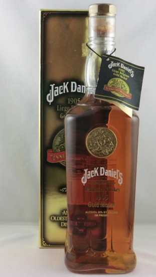 Pin by Maciej Ryszka on The Jack Daniel's Bottle Collection