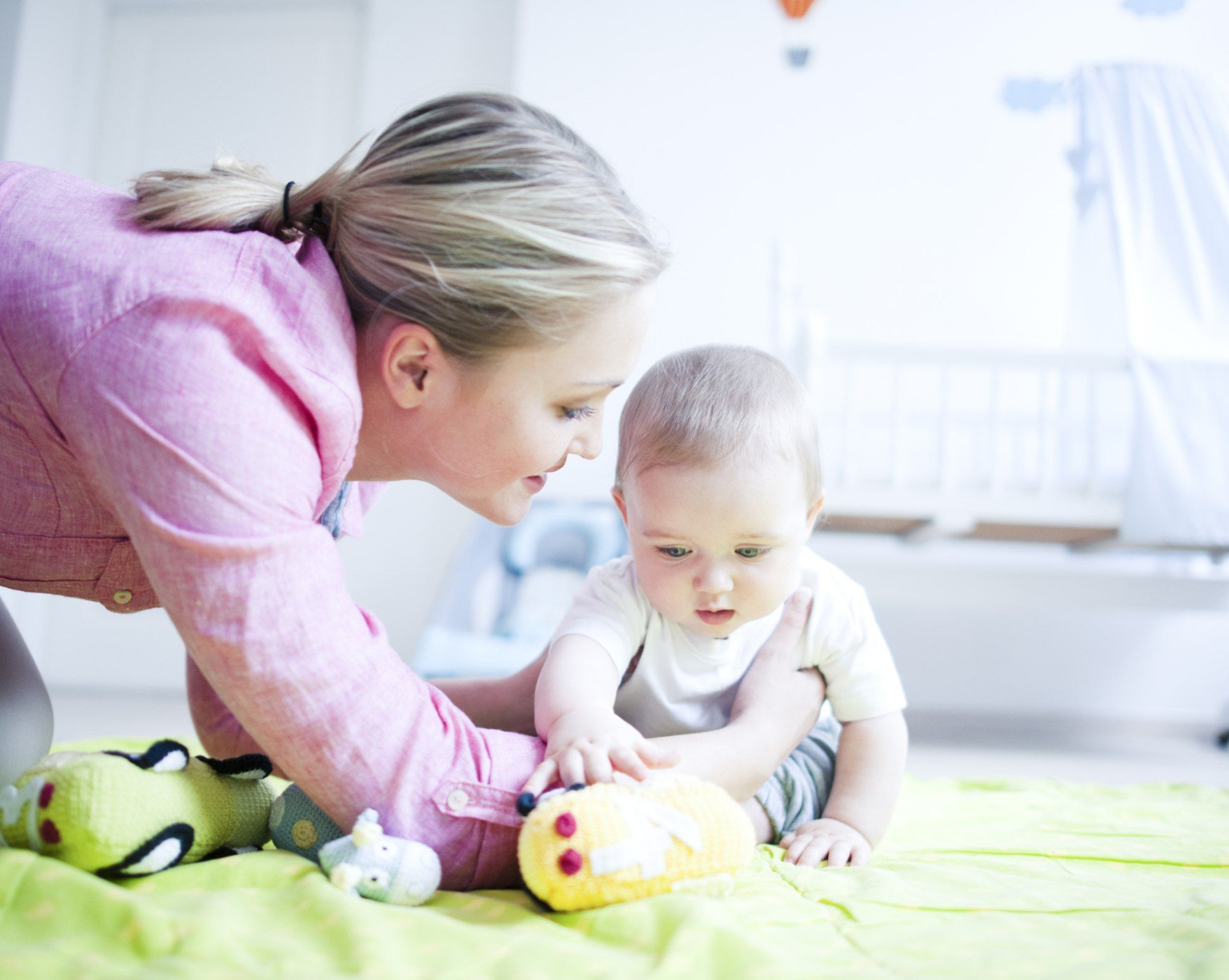 Developmental Activities for a 6MonthOld Livestrong