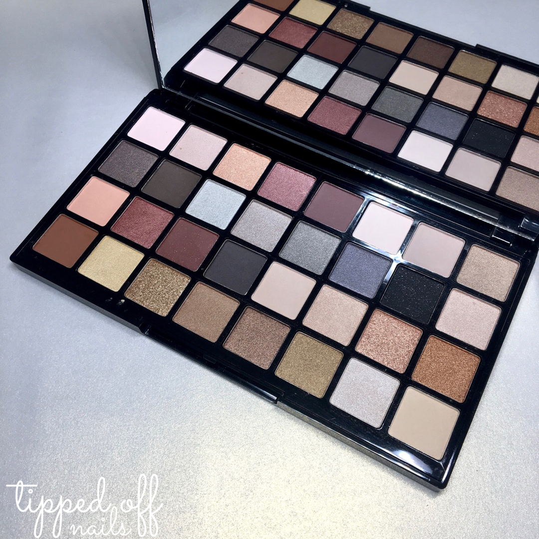 Freedom Pro 32 Innocent Palette Swatches & Review