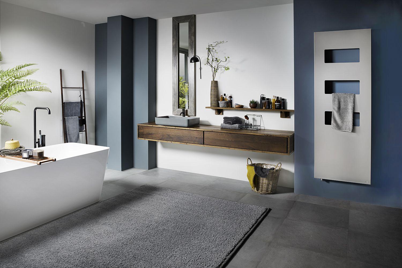 Heizkorper Heizung Bad Modernesbad Wanne Badewanne