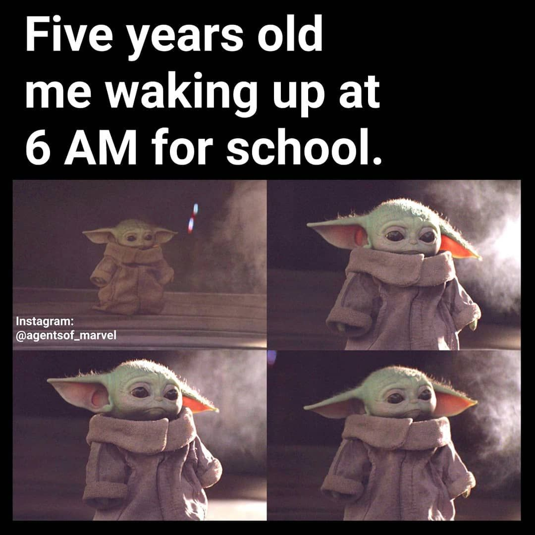 67k Likes 192 Comments Agents Of Marvel Agentsof Marvel On Instagram Baby Yoda Memes More No Repost For First 24 Yoda Meme Star Wars Memes Yoda