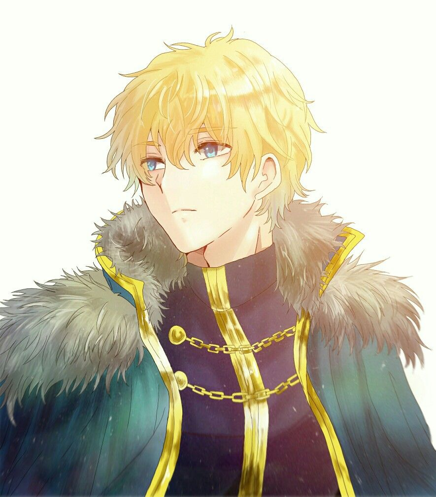 Well This Isn T Exactly Jamie Jamies Hair Is A Little Shorter And Also A Little Darker He Has Dark Blonde Hair Anime Boy Hair Blonde Anime Boy Anime Prince
