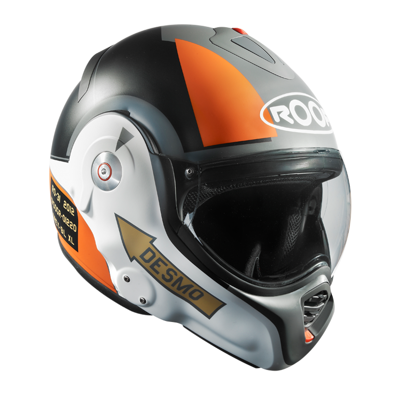 Roof Desmo Helmet Product Reviews Bike Helmet Design Motorbike Helmet Helmet Design