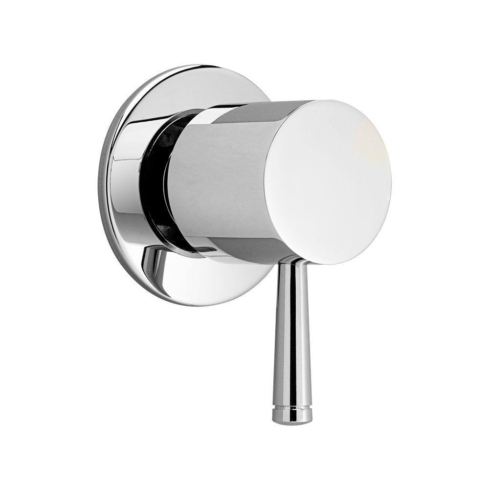 American Standard Serin 1 Handle Diverter Valve Trim Kit In Polished Chrome Valve Sold Separately Faucet Handles American Standard Shower Faucet