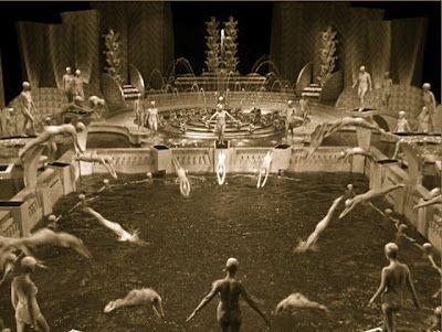 Footlight Parade 1933