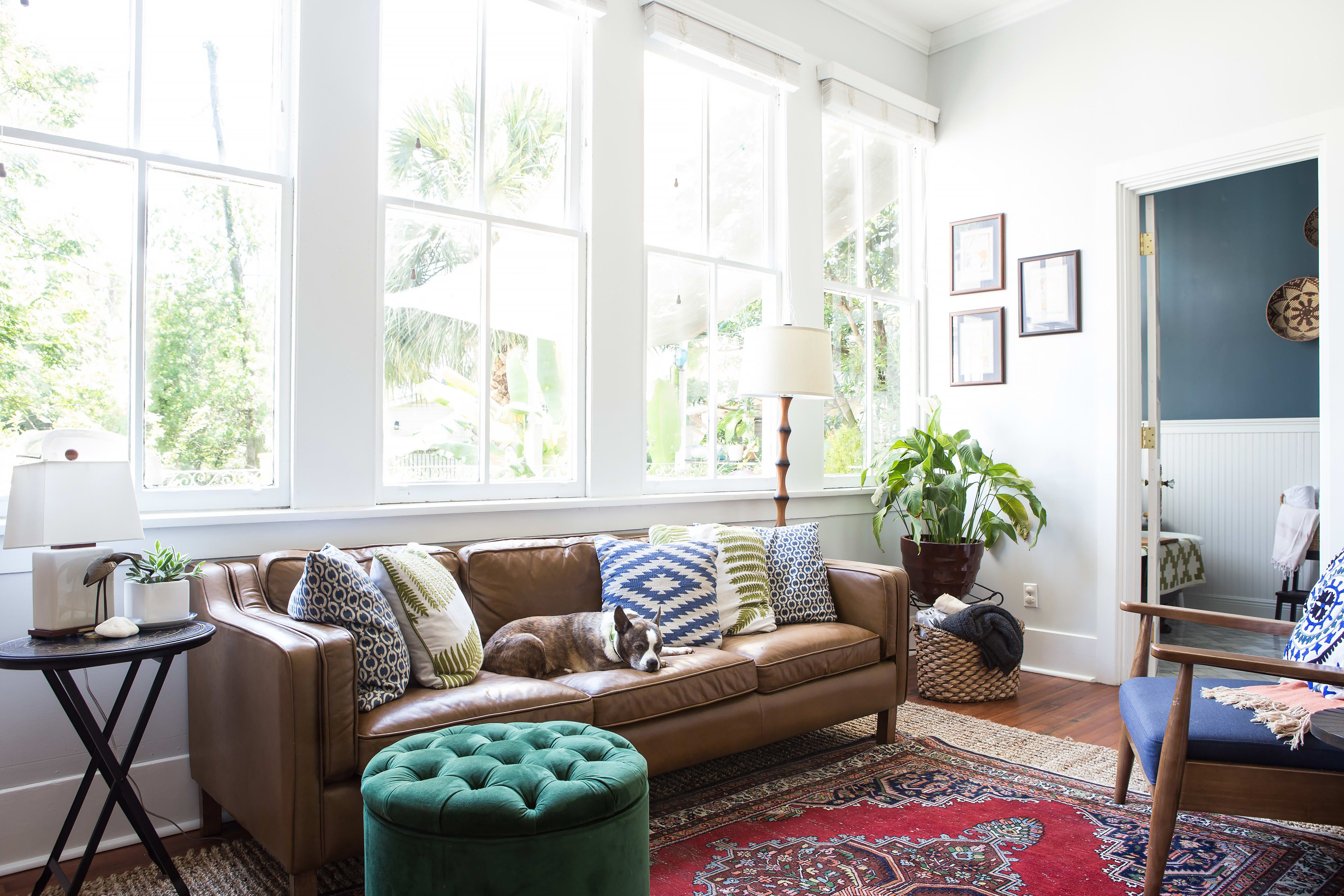 A New Orleans House In Disrepair Becomes A Shining Gem Once A