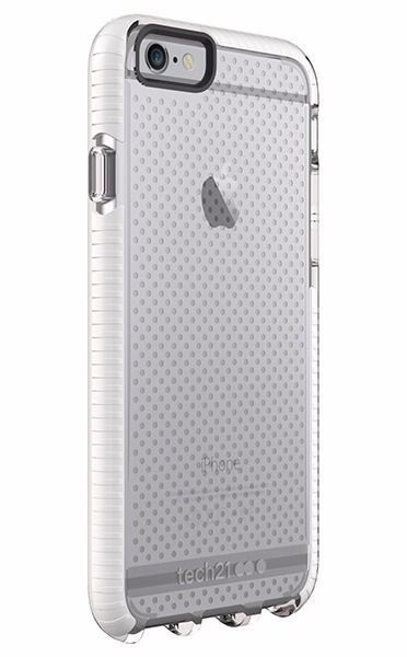 save off f5303 5b186 Tech21 EVO MESH Case for iPhone 6S Plus/ 6 Plus (clear - £7.99 ...