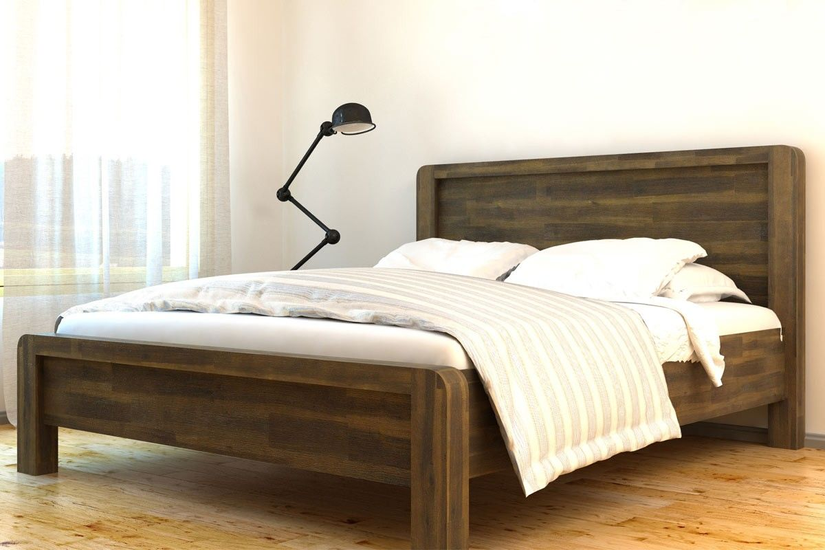 Pin By Salwa Elfekky On Single Bed Solid Wood Bed Frame Wooden