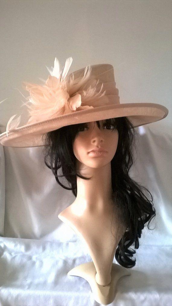 Wedding Hats 4U - Max and Ellie Sinamay Fascinator with
