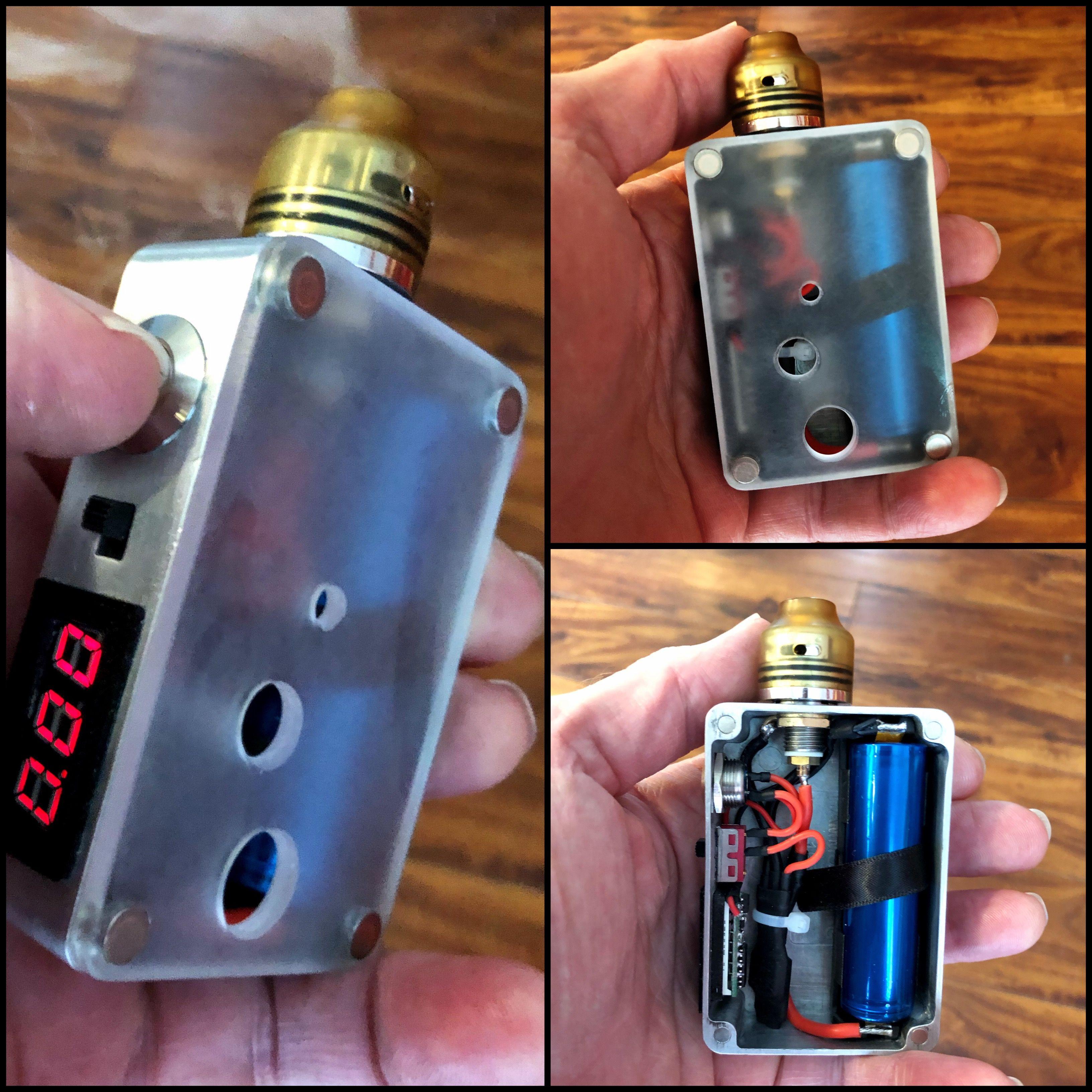 1550P Box Mod