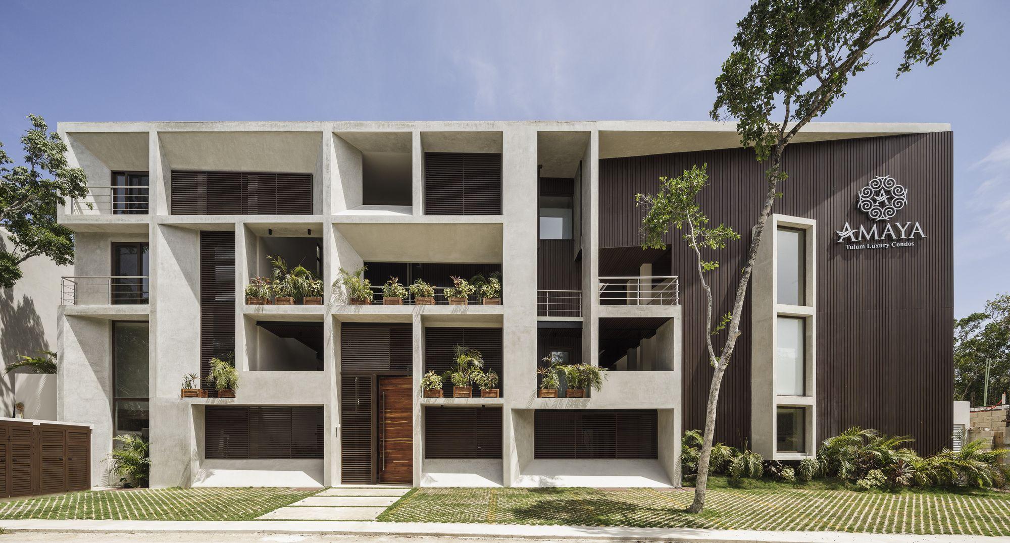 Amaya Apartment Ventura Arquitectos Arquitectos