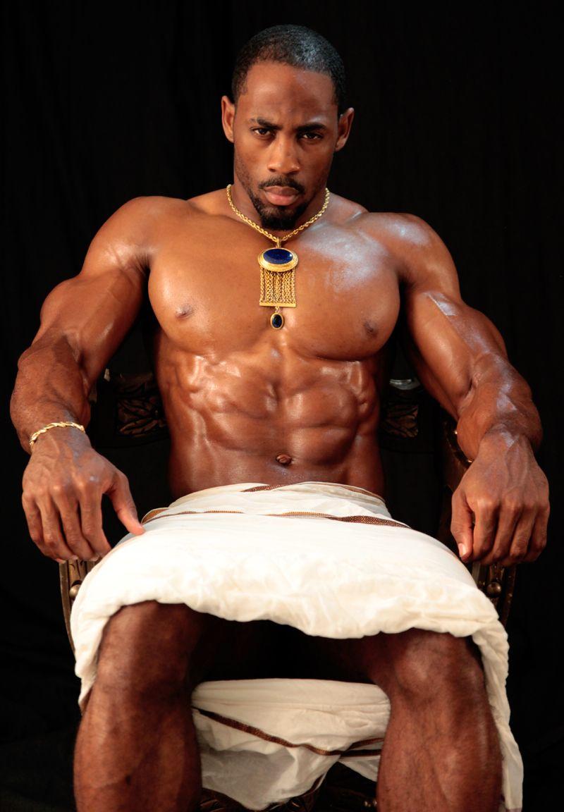 Sexy muscular egyptian men