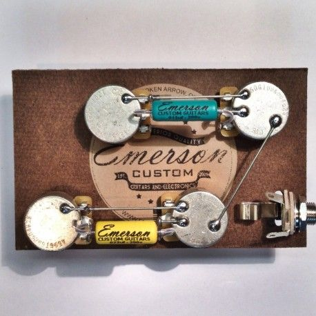 emerson wiring google haku sexy wiring pinterest emerson rh pinterest co uk emerson custom wiring harness emerson wiring harness telecaster