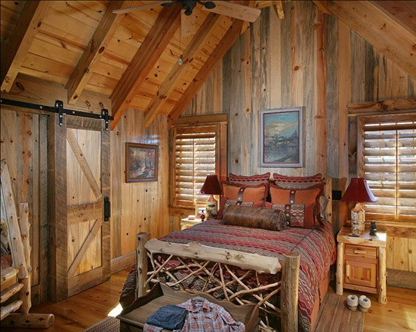 38 Unbelievable Barn Style Bedroom Design Ideas With Images