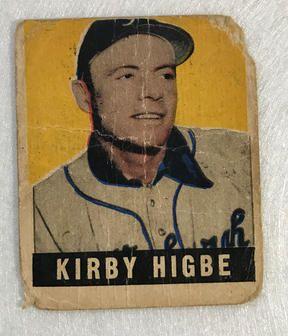Natartlie Baseball Card Restoration Old Baseball Cards