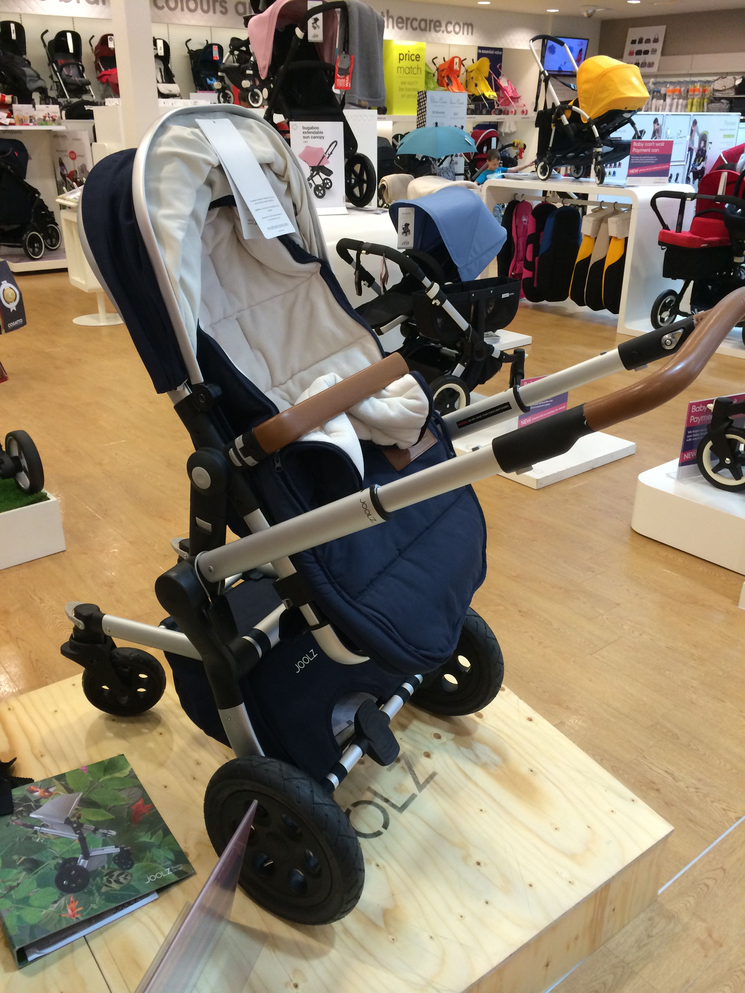 Loving this one Mothercare Joolz Best travel stroller