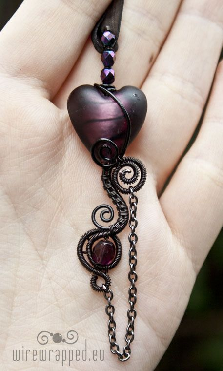 Want but already sold ~  story of my lifeFrosted dark Valentine by *ukapala on deviantART