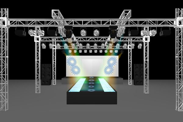Stage Truss Designs Google Search In 2019 Lighting