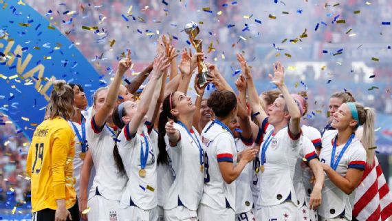On A Day Filled With Soccer Heroics U S Women Made Biggest Statement 2019 Womens World Cup Winners Women S World Cup World Cup Fifa Women S World Cup