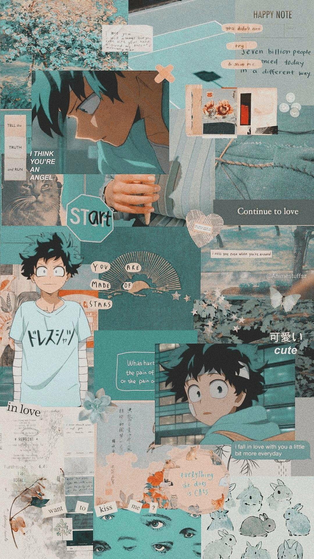 Midoriya Izuku Cute Anime Wallpaper Anime Wallpaper Iphone Hero Wallpaper