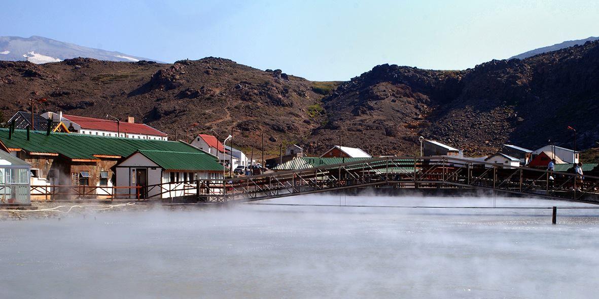 Sitio Oficial de Turismo de Neuquén. Argentina  Aguas Termales