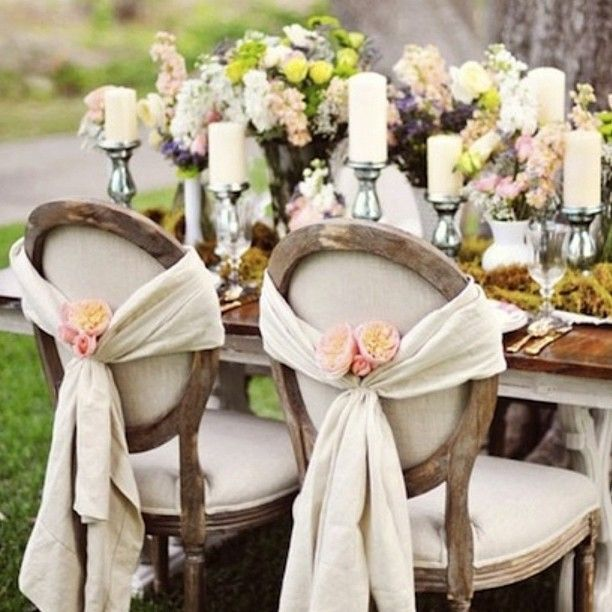 Rustic Mexican Wedding Theme: Cotton Muslin Linen Chair Sash With Fringe Edge In 2018