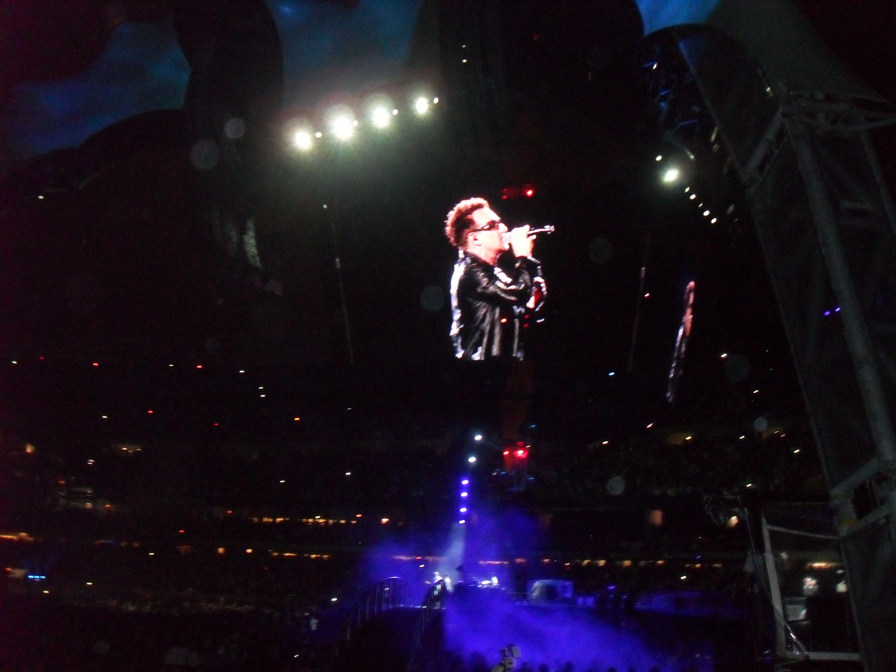 U2 360 Tour - Chicago 2011