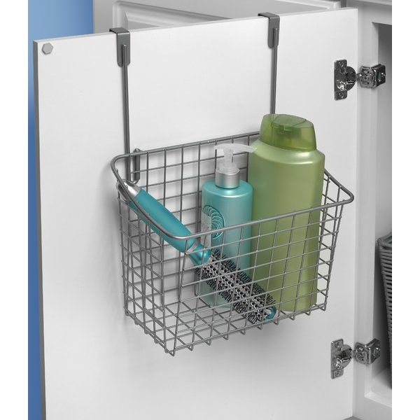 Large Over The Cabinet Door Organizer Door Organizer Cabinet