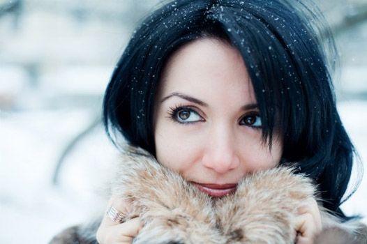 Cum sa ai un par minunat iarna - http://yve.ro/articole-frumusete/coafuri/cum-sa-ai-un-par-minunat-iarna/