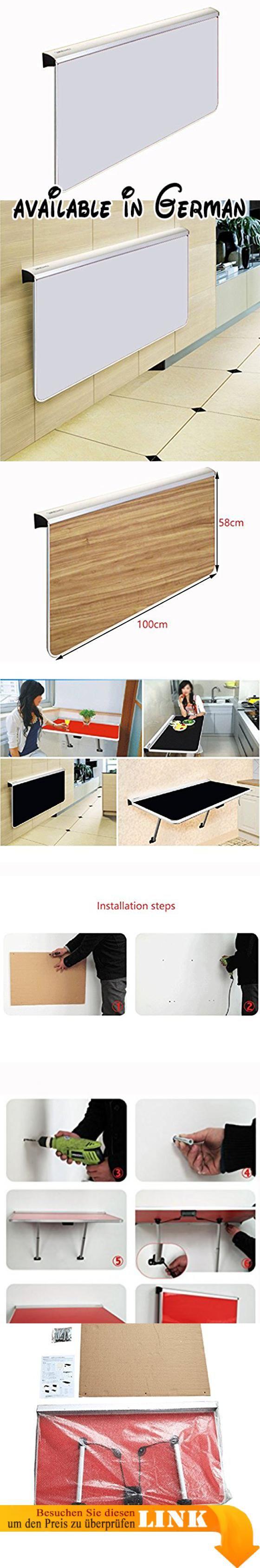 Küchenschränke weiß bbvvj  hwf wandtisch wandklapptisch massivholz wand klapptisch