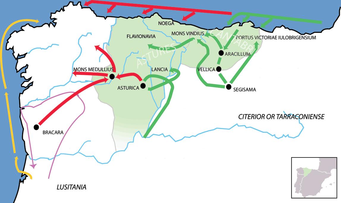 Bellum-Asturicum-Cantabricum - Conquista de Hispania - Wikipedia, la…