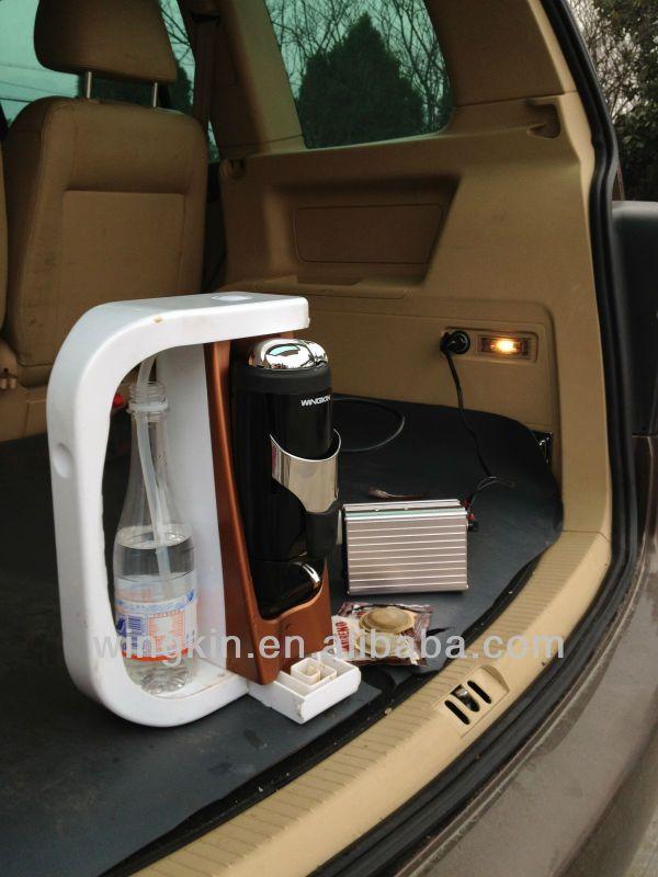 12v Protable Ese Espresso Pod Coffee Machine Wingkin Handspresso 1 Patened Super Mini Design 2 Paten Car