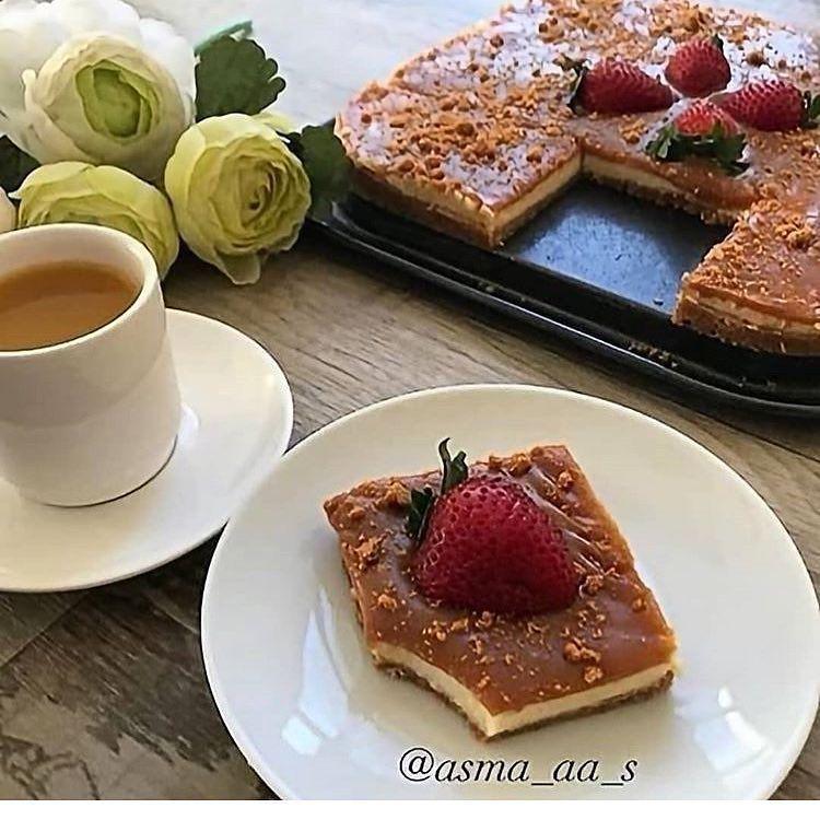 حلى اللوتس اللذيذ Food Breakfast French Toast