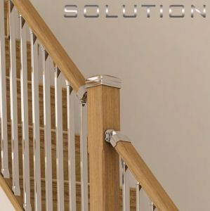 Best Chrome Contemporary Solution Stair Parts Click Here To Buy 400 x 300