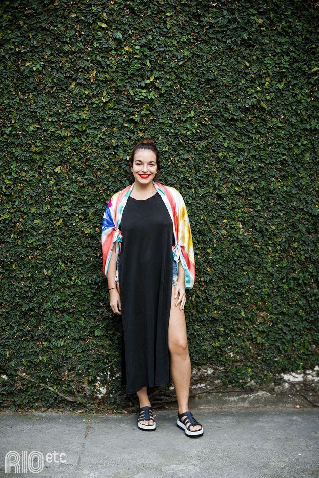 RIOetc | Blusão , coque , lençp , Melissa e muito estilo