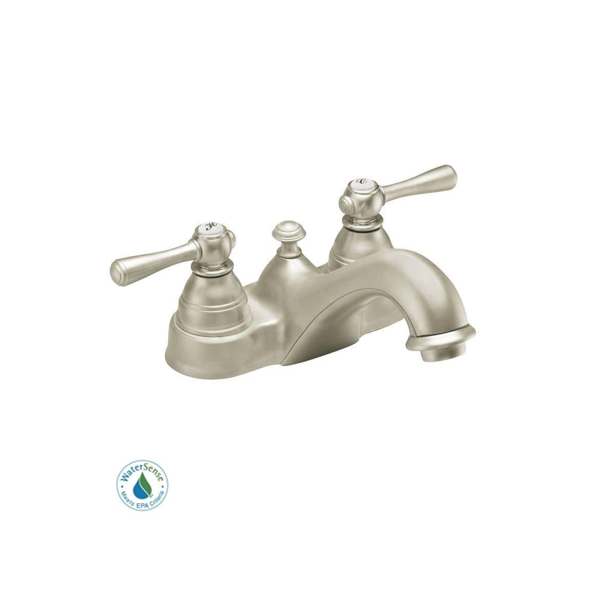 Moen 6101 Faucets X2 Faucet Bathroom Faucets