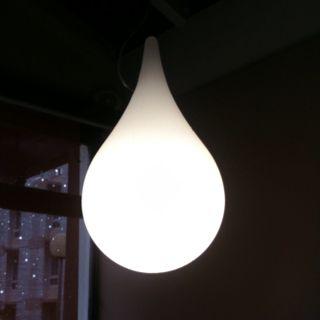 Luminaire goutte d'eau