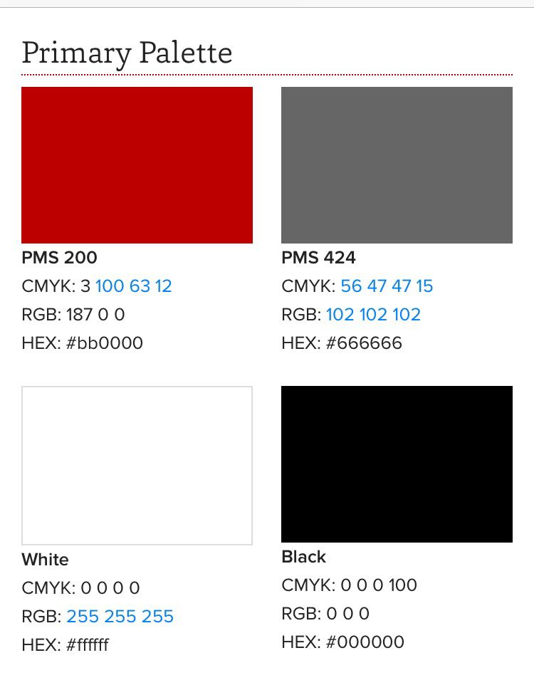 Osu Color Codes Ohio State Wedding Color Grey Paint Colors