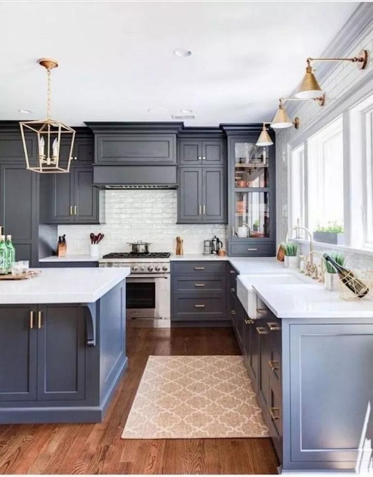 78 Unique And Fresh Small Kitchen Design Ideas 14 Kitchen Design Decor Kitchen Design Kitchen Interior