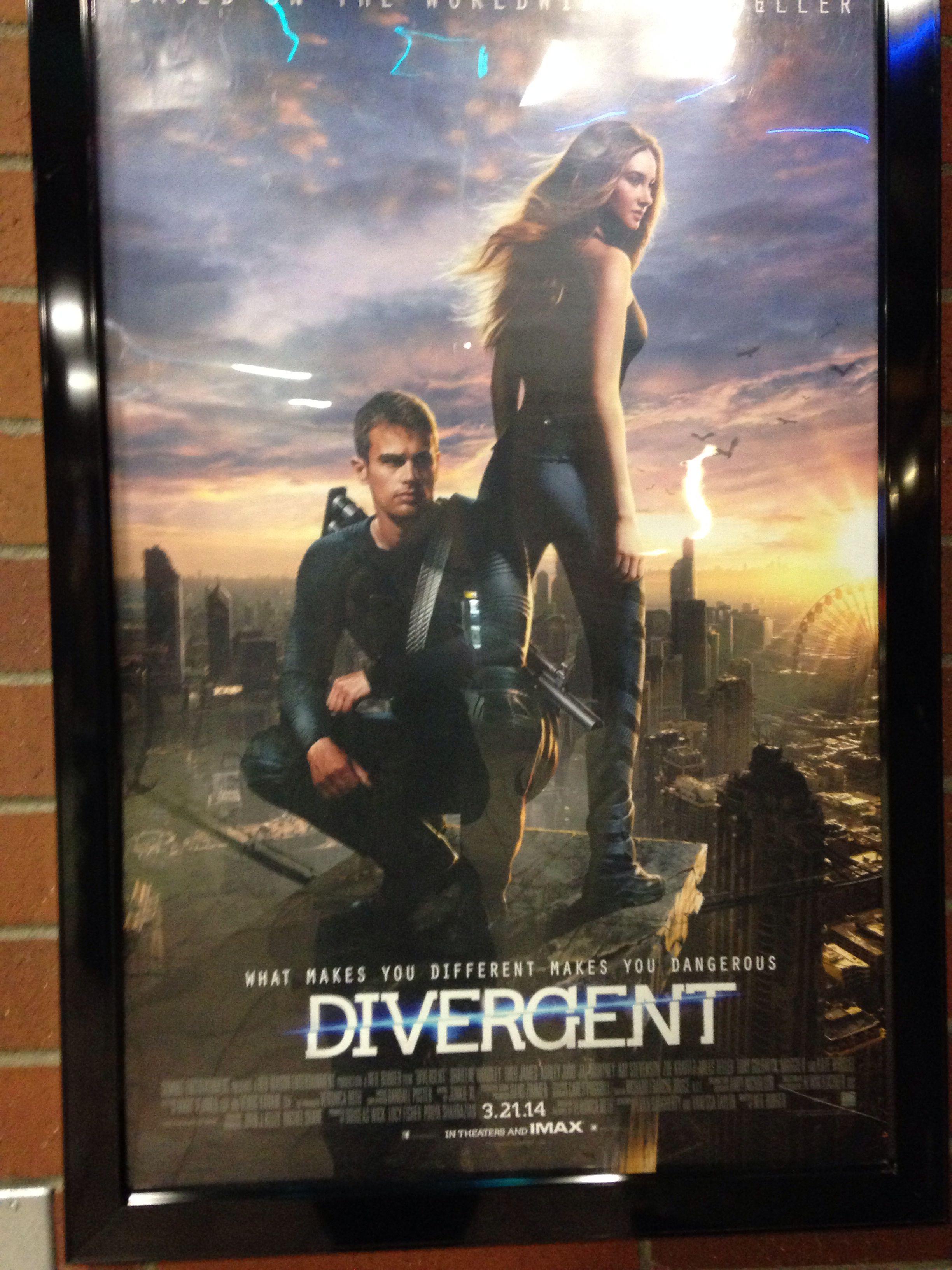 Divergent divergent trilogy divergent imax