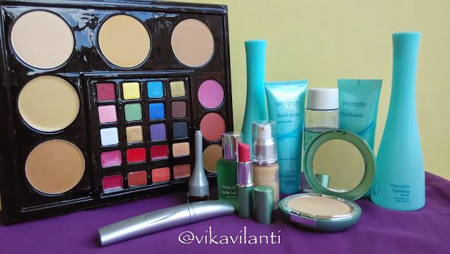 Review Make Up Wardah