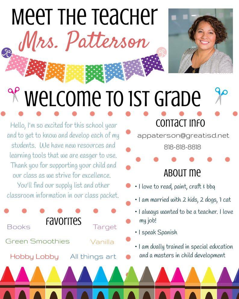 Editable Meet The Teacher Template; Welcome Back to School Note; Parent Teacher Form; Teachers School Newsletter Template; TB2 PRINTABLE