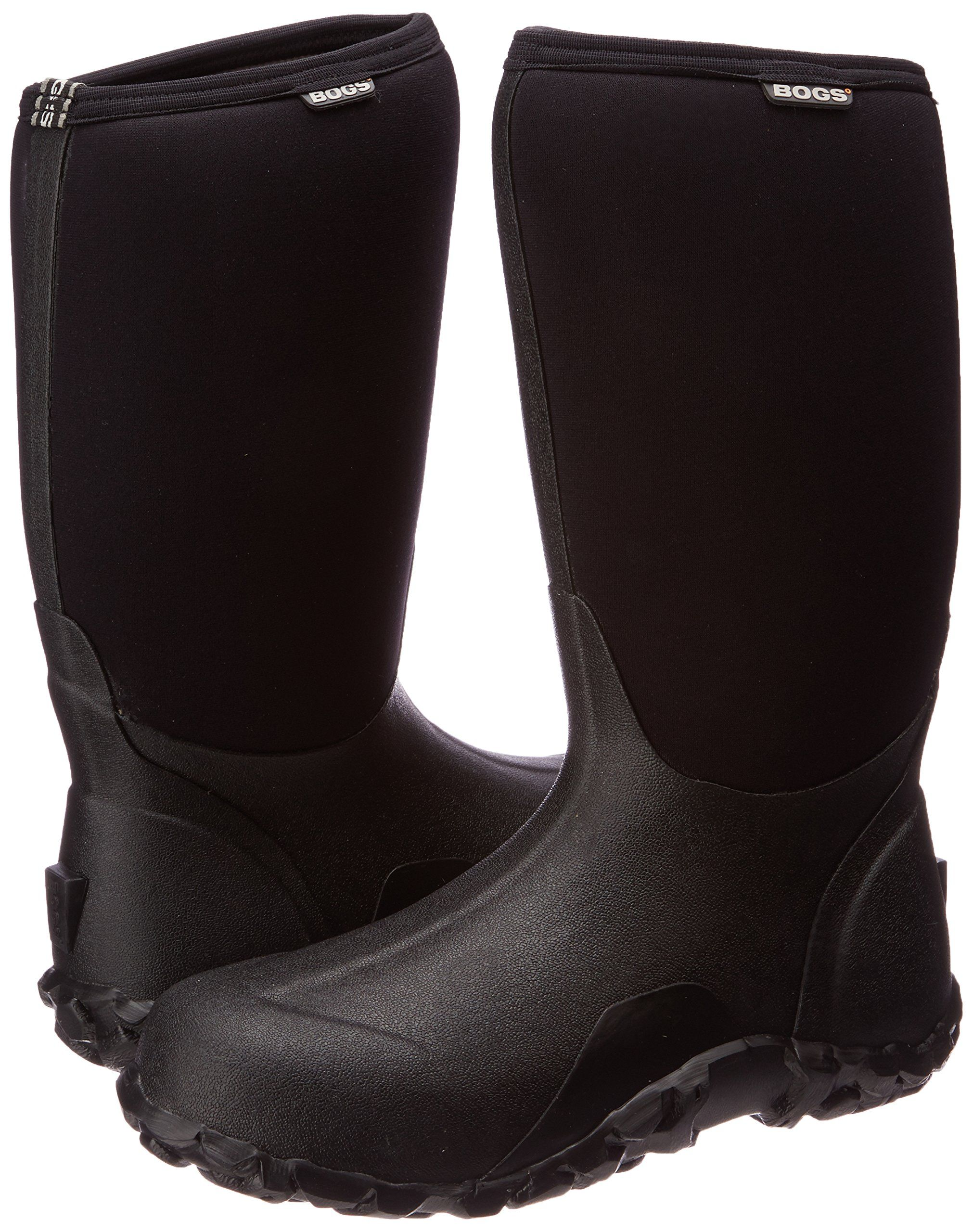 Bogs Mens Classic High Waterproof Insulated Rain Boot Black 9 Dm Us Visit The Image Link More Details This I Mens Waterproof Boots Boots Waterproof Boots