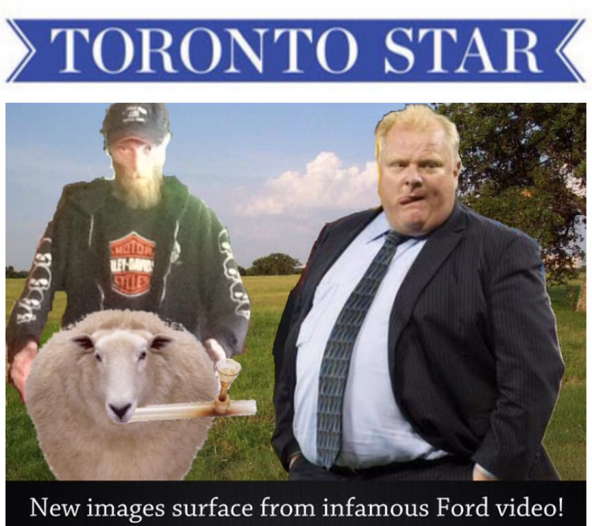 An afternoon with Rob Toronto star, New image, Image