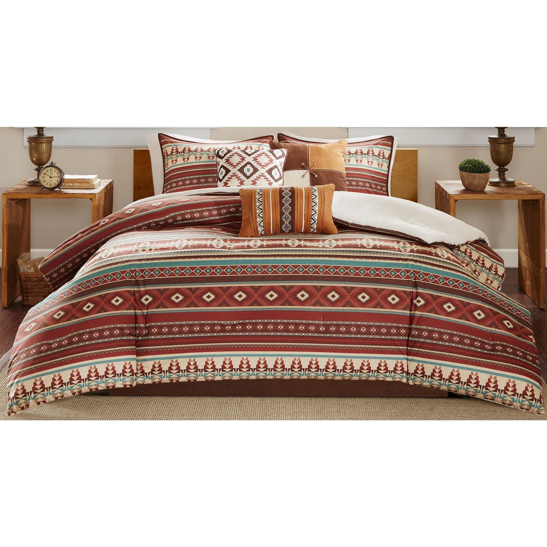 Madison Park Taos Spice 7 Pc Comforter Set Bealls Florida Comforter Sets Comforters Taos