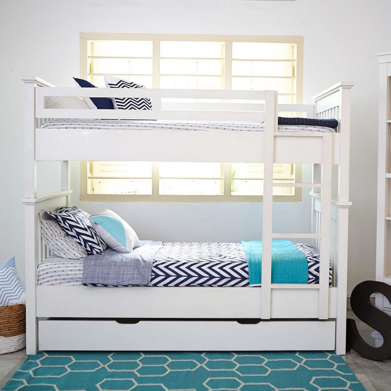 Best Bunk Beds Bed Frame Queen Size Bed Bedroom Furniture Kids 400 x 300