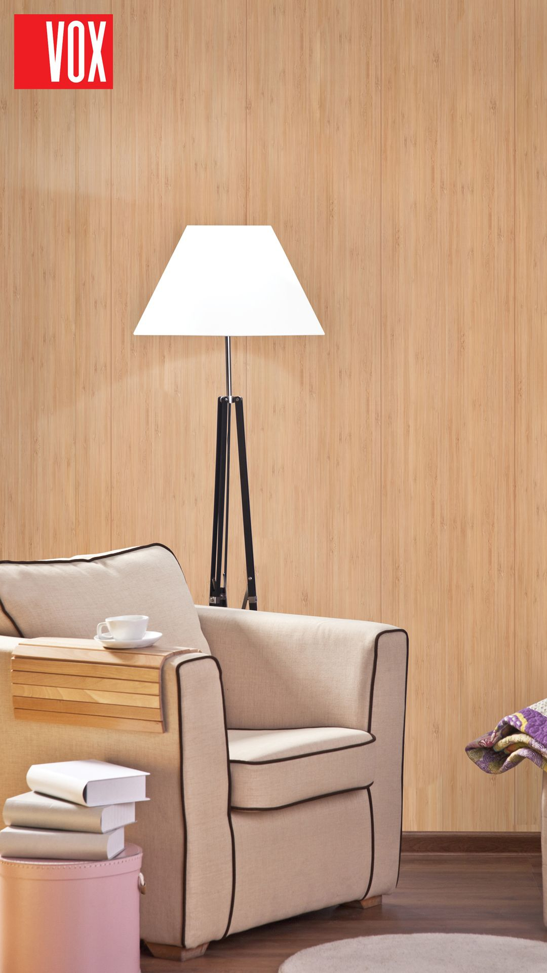 Profile Vox Bamboo Natural Panele Dekoracyjne Decorative